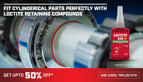 Loctite Retaining Compounds